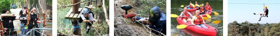 no limit aventure - accrobranches et paintball foret fontainebleau