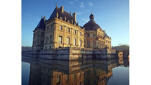 Castle of Vaux-le-Vicomte